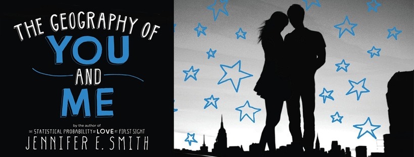 Book Review: The Geography of You and Me (Jennifer E.Smith)