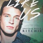 Damaged Like Us (Book 1) by Krista & Becca Ritchie -A sizzling series debut!