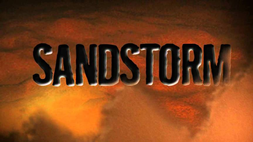 Sigma Force Series Book 1: Sandstorm –Explosive!